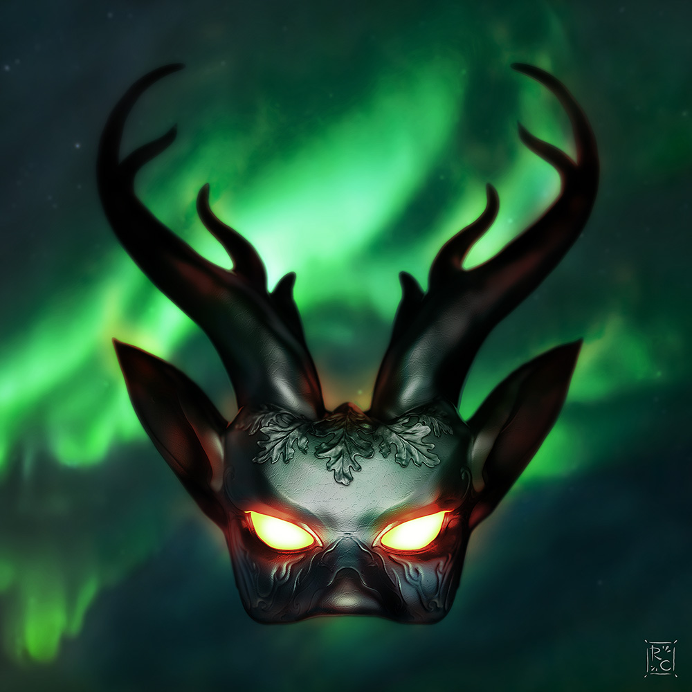 Dreams of Ydalir Mask