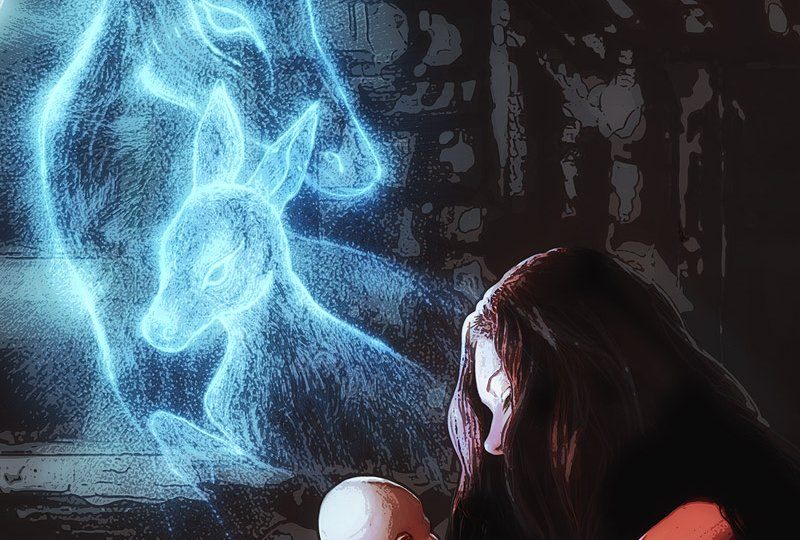 Dreams of Ydalir- Chapter 1 - Fawn Birth Story
