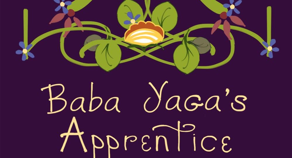 Baba Yaga's Apprentice_Cover